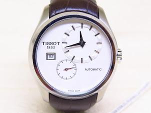 TISSOT 1853 WHITE DIAL SUB SECON - AUTOMATIC ETA 2825