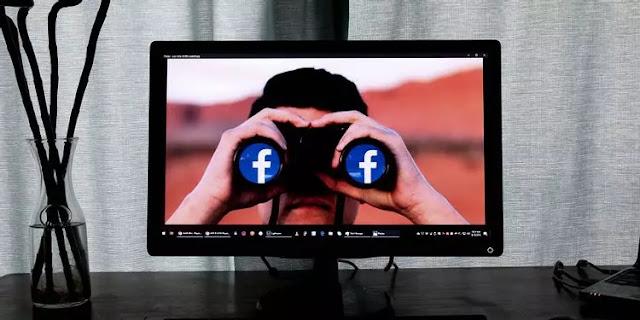 Facebook te espía