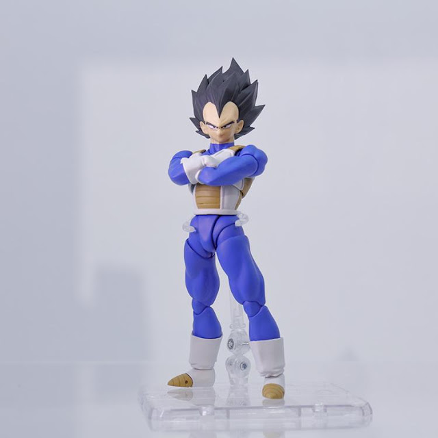 S.H.Figuarts Vegeta - The Proud Saiyan Prince -