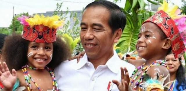 Indef: Pak Jokowi, Permasalahan Di Papua Tak Bisa Diselesaikan Dengan Infrastruktur
