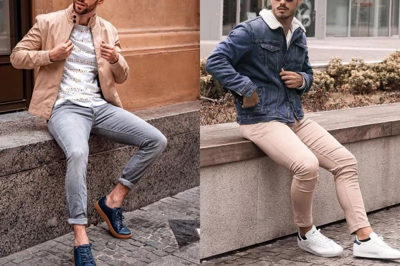 Beige Colour Outfit And Combinations Ideas For Men.