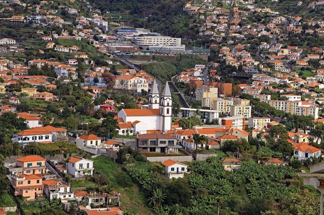 Buy photoart of St Anthony Church Funchal