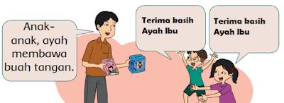 Ayah dan Ibu Menyayangi Mutiara dan Udin www.simplenews.me
