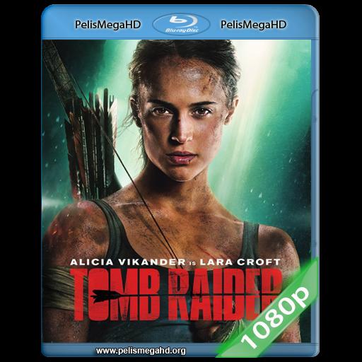 TOMB RAIDER: LAS AVENTURAS DE LARA CROFT (2018) FULL 1080P HD MKV ESPAÑOL LATINO