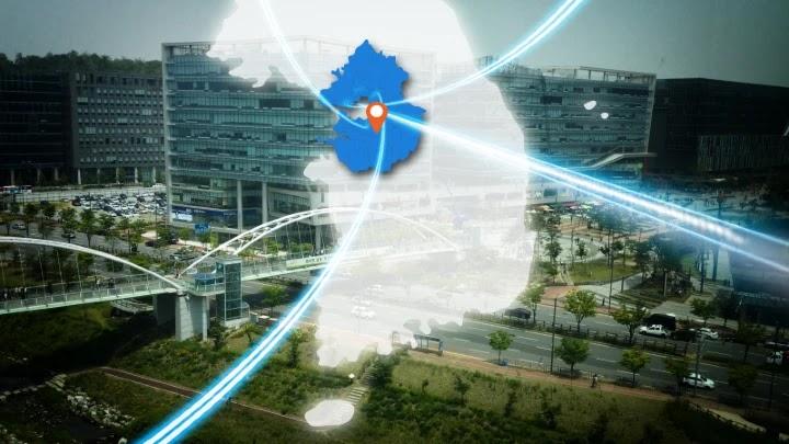 Korea metropolitan city