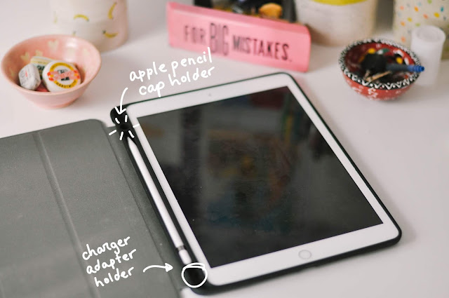 Aliexpress stationery products haul review selection ipad case van gogh