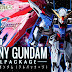 P-Bandai: Metal Build Destiny Gundam [Full Package] - Release Info