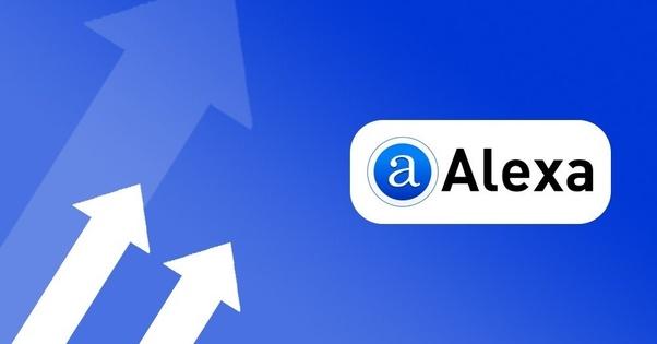 كيف تخفض ترتيب موقعك على أليكسا