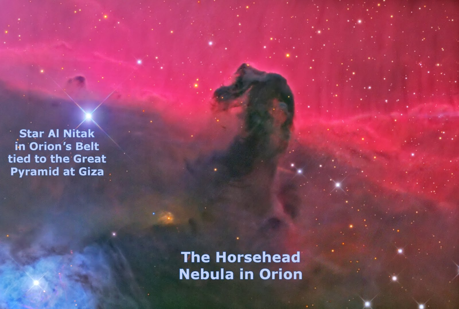 Pillar of Enoch Ministry Blog: THE MEANING OF THE ORION ...