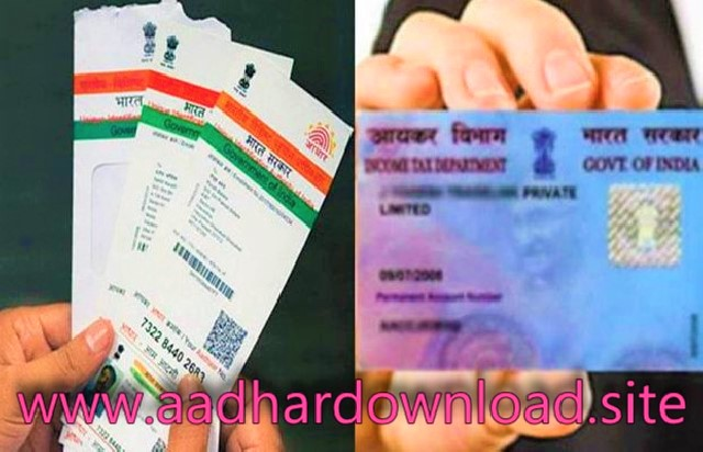 Aadhar Pan Card Link: Itax Department Issued a Public Message Link Their Pan and UID Till March 31