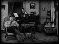"""Кадр из к/ф Чарли Чаплина """"Солнечная сторона"""" / Sunnyside (1919) - 22"""