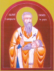 saint Denis de Paris