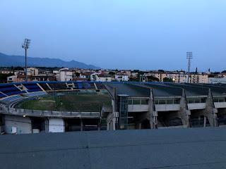 ピサのスタジアム