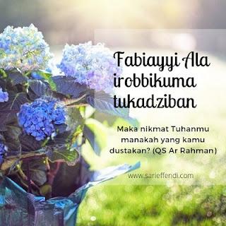 ayat tentang bersyukur