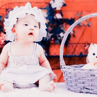 cute whatsapp dp baby images