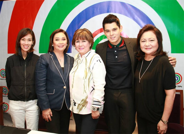 Richard Gutierrez signs contract as newest kapamilya