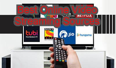 Online Video Streaming Sources