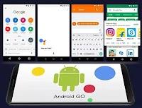 Smartphone Android Go con prestazioni ottimizzate a meno di 100 Euro