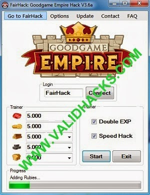 goodgame empire hack pour mac