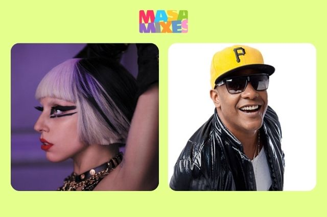 The Edge of Lepo Lepo (Lady Gaga vs. Psirico)