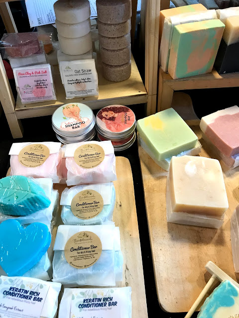 Shampoo Bar and Conditioner Bars from Thea Botanicals PH.