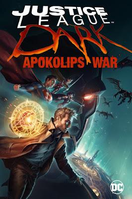 Justice League Dark: Apokolips War [2020] [DVD R1] [Latino]