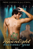 Review: Moonlight Becomes You by Piper Vaughn and M.J. O'Shea