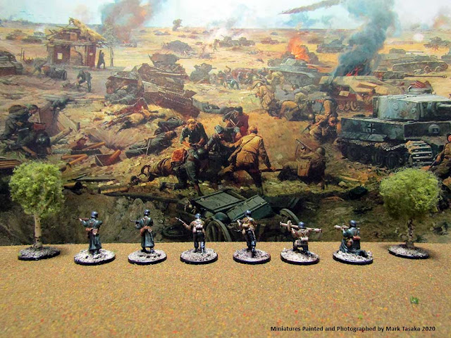1/72 Italeri German Elite Infantry