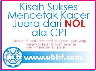 Kisah Sukses Mencetak Kacer Juara dari Nol Ala CPI