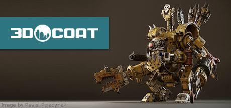 3D Coat v.4.9.06 Full Version Download