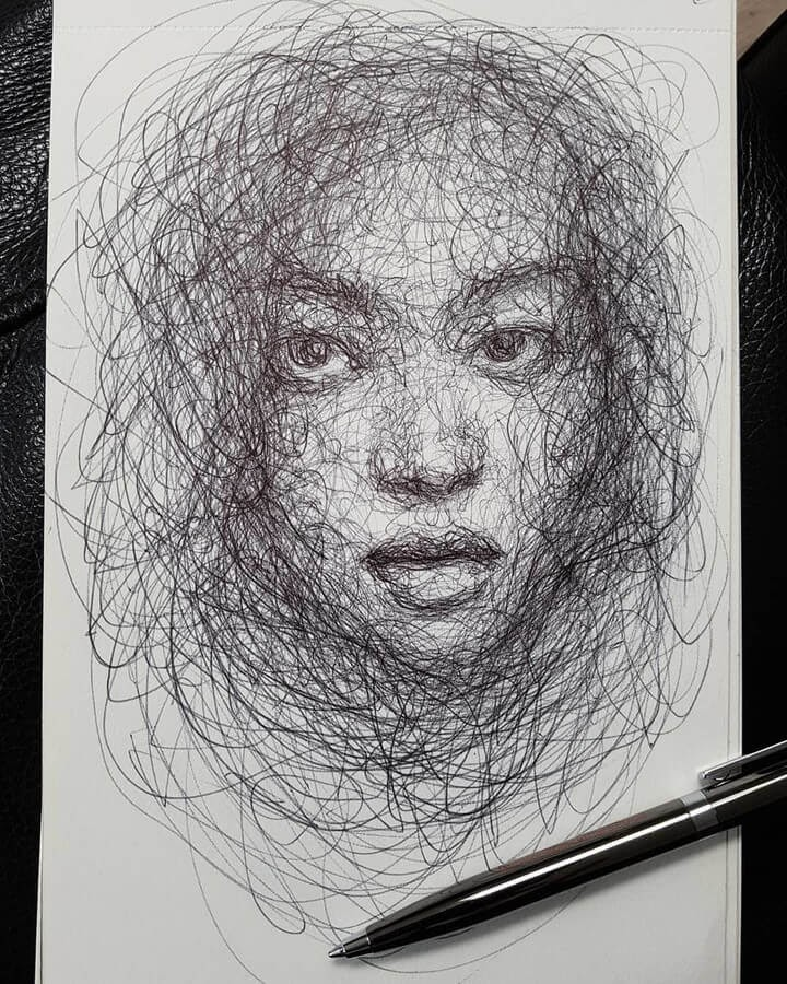 09-LY-Ahmet-Scribble-Portraits-www-designstack-co