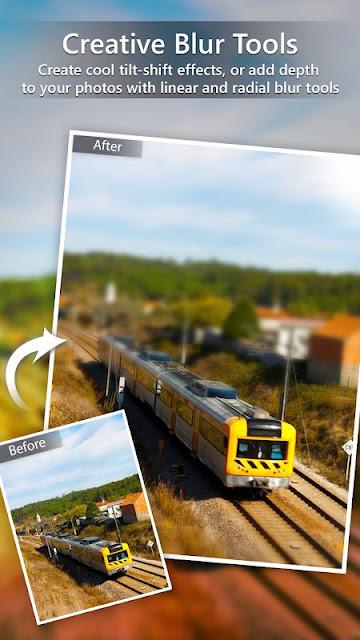 افضل تطبيق لتصوير الاحترافي بكاميرا هاتفك فقط 2019 - PhotoDirector