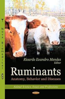 Ruminants Anatomy, Behavior and Diseases
