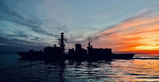 Navio 'Fantasma' Autônomo dos EUA já está navegando - Capa