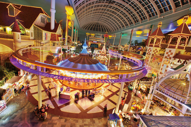 Lotte World Korea Selatan