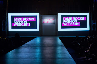 FAME ROCKS FASHION WEEK 2012 PART 2