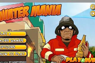 Chơi game lính cứu hỏa tài ba