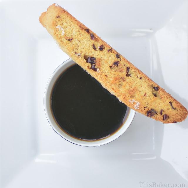 Vanilla Biscotti