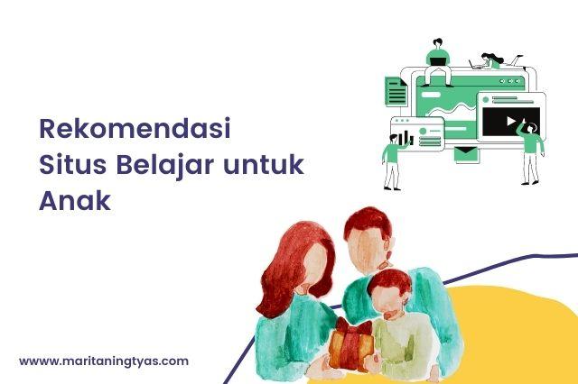 rekomendasi situs belajar untuk anak