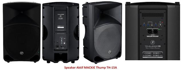 Harga-speaker-Mackie-Thump-TH-15A