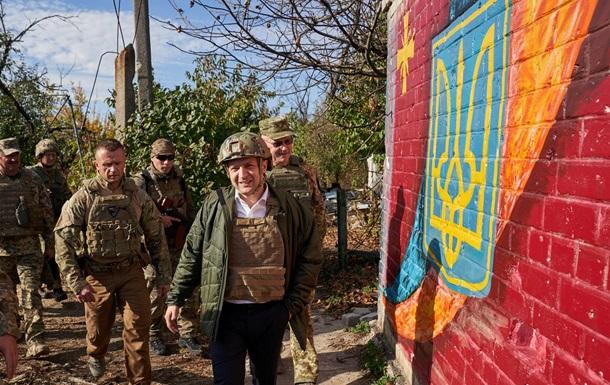 Зеленський про Крим і Донбас: Шокова терапія