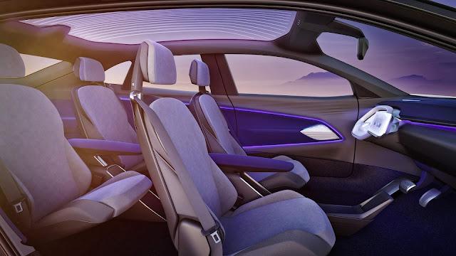 Volkswagen I.D. CROZZ: SUV elétrico revelado - Shanghai
