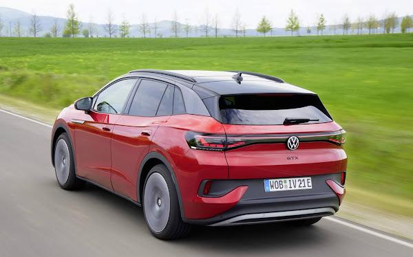 Volkswagen não venderá mais carros a combustão na Europa até 2035