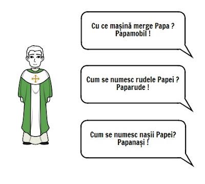 vine Papa în România