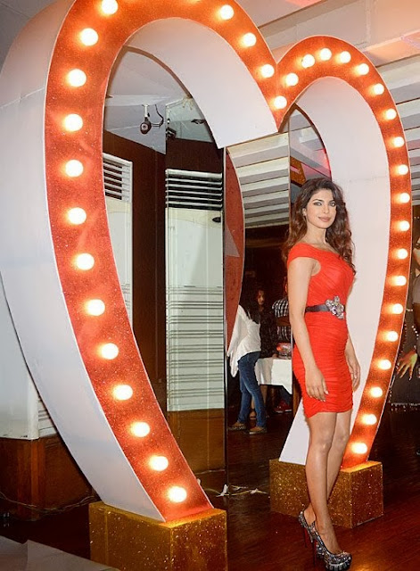 Priyanka Chopra in Assorted Dress, Top Indian Actress Pictures