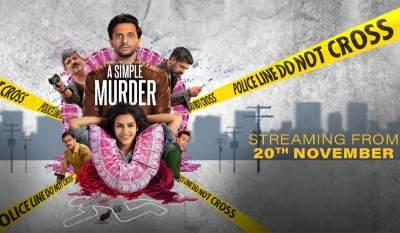 A Simple Murder 2020 Hindi 480p Web Series Season 1