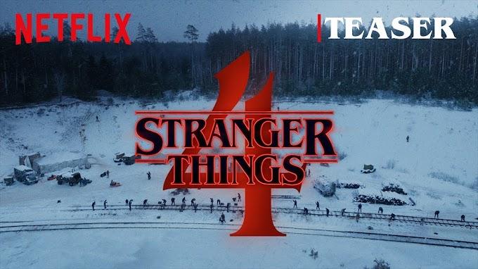 Primer teaser de la cuarta temporada de Stranger Things: Desde Rusia con Amor