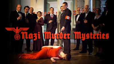 Yesterday Channel - Nazi Murder Mysteries