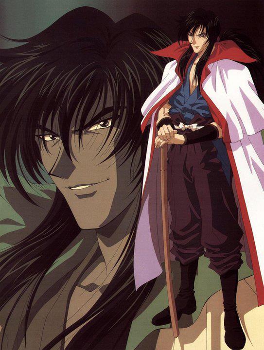 """S.x kenshin himura """"battousai el destajador"""