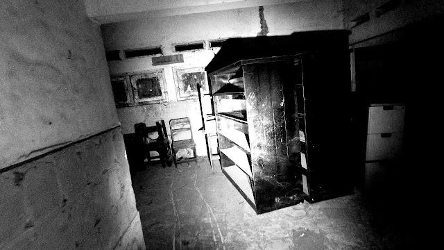 Bekas bangunan RS Bangil terbengkalai Joe Kal